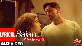 Lyrical: SAJAN BADE SENTI | Badhaai Ho | Ayushmann K | Sanya M |Dev N |Harjot K |Kaushik Akash Guddu