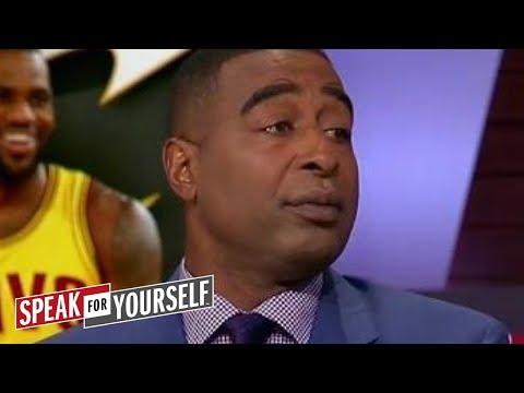 Michael Jordan is tougher than LeBron James - is Dennis Rodman right?   SPEAK FOR YOURSELF