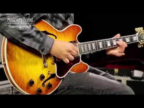 Gibson Custom Limited Run CS-356 Quilt Electric Guitar
