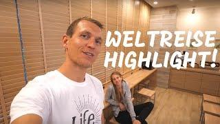 Weltreise • Ein Highlight jagt das nächste! | VLOG #356