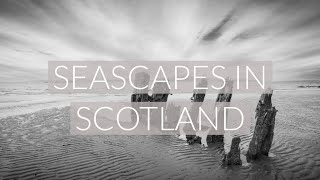 SEASCAPE LONG EXPOSURES: Landscape Photography IN SCOTLAND