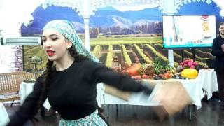 ТБИЛИСОБА 2016 танец рачули
