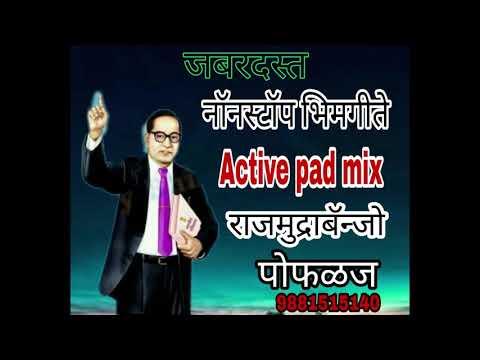 Nonstop bhimjayanti active Pad mix song Rajmudra digital banjo group of