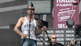 КняZz - Байкеры (live «Нашествие 2011»)