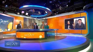 The Heat: Iran Nuclear Deal and Macron's visit to China Pt 2