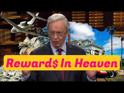 Dr. Charles Stanley Don't Lose Your Heavenly Reward