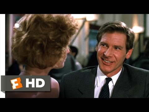 Working Girl (2/5) Movie CLIP - A Head for...