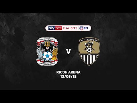 Coventry v Notts County
