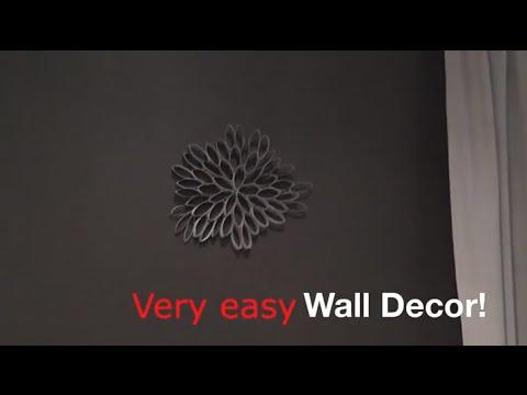 Toilet Paper Roll Art Diy