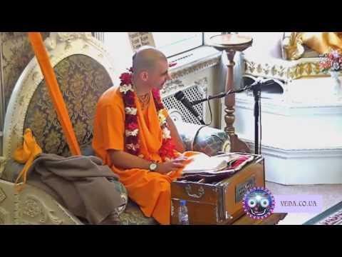 Шримад Бхагаватам 4.6.24-25 - Бхакти Расаяна Сагара Свами