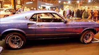 Retromobile  - Paris classic car show, cars for sale, vintage cars