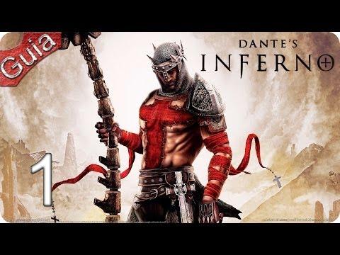 Dantes Inferno Walkthrough parte 1 Español