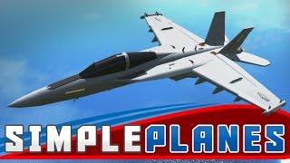 RANDOM PLANE MOD! | Simple Planes #33 | Random Planes Mod!