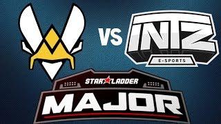 Vitality vs INTZ (Mirage) Highlights - StarLadder Berlin Major