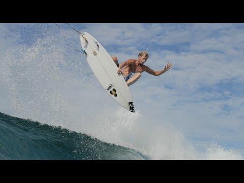 Sebastian Zietz Breaks Down his High-Performance Indo Quiver | SURFER: Board Forum