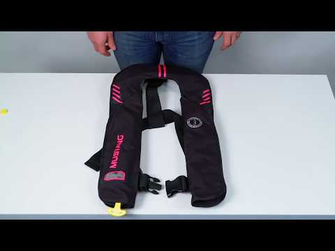 Re-arm Instructions - M.I.T. 100 Automatic Inflatable PFD