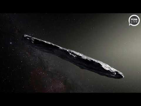 Are aliens coming? Harvard astronomers suggest cigar-shaped space object is alien probe