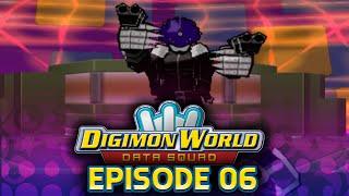 Digimon World Data Squad - Ep 6 - Digital Dungeon & Beelzemon Boss!