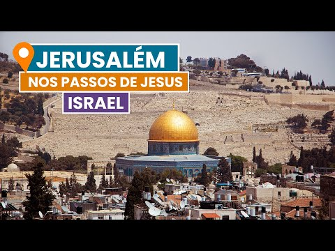 Monte Das Oliveiras - Jerusalém