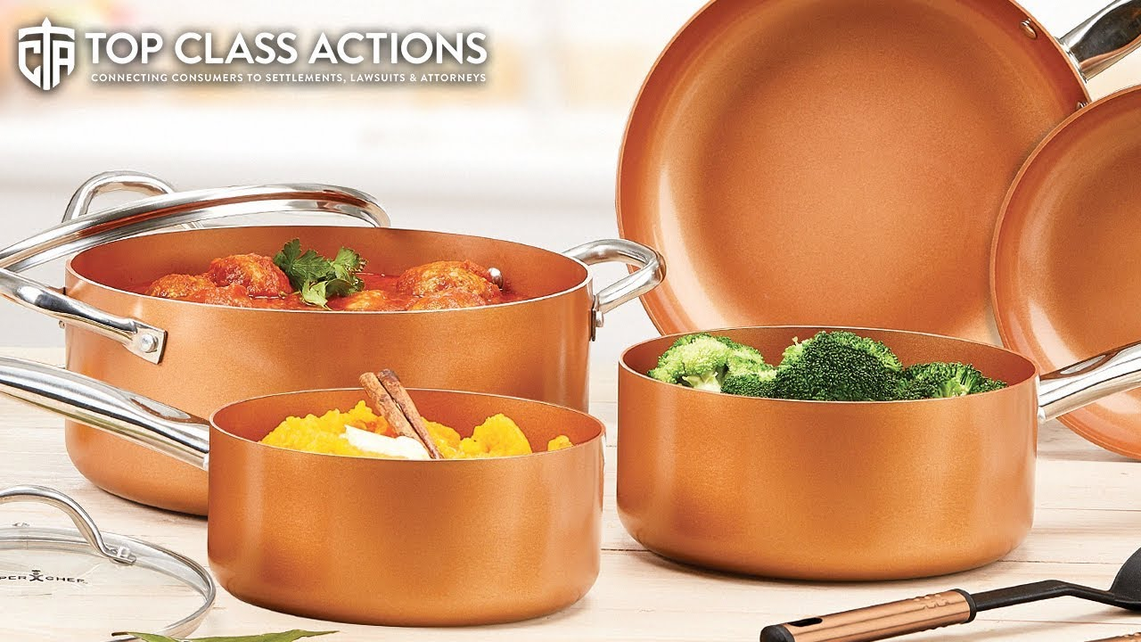 Lawsuit Says Copper Chef Pans Don T Work As Advertised The Ring Of Fire Network