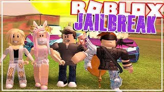 LEARNING JAILBREAK con Ashleyosity & Chrisandthemike ROBLOX (NUOVO AGGIORNAMENTO)