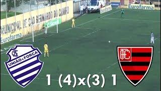 CSA 1 (4)x(3) Oeste ~ PÊNALTIS E GOLS ~ 12/01/2019 ~ Copa SP de Futebol Jr.