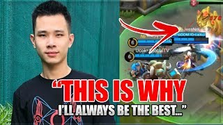 JESS NO LIMIT AND MYTHIC PROS PROVE THEY ARE THE BEST MOBILE LEGENDS PLAYERS IN THE WORLD