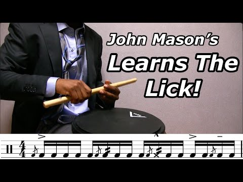 "John Mason's ""Learn The Lick"""