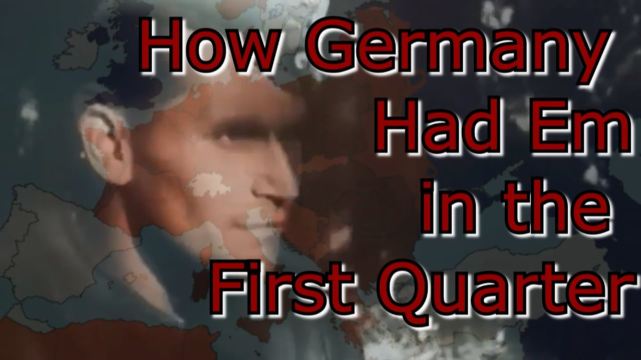 What Made Germany So Effective in the Early War