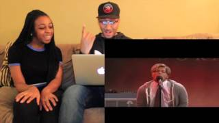 "Couple Reacts : Bruno Mars ""Pandora"" SNL Skit Reaction!!"