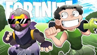 MEETING CONNOR! - Fortnite Battle Royale (Funny Moments)