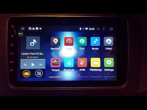 Review for the Pumpkin Android  4.4 Car DVD Player After Install 2 Weeks
