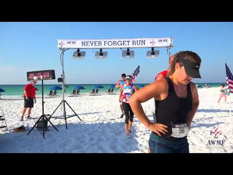 Never Forget Run - Video credit - 8 Fifty Productions