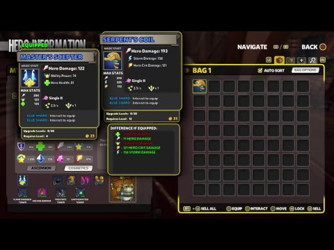 Dungeon Defenders II| Angela the Flying Cat!!| Part 4