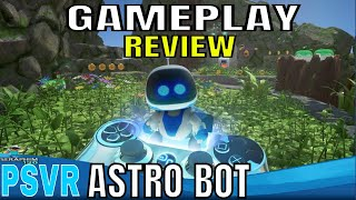 Astro Bot   PSVR   Gameplay part 2 - Most Beautiful Game EVER!