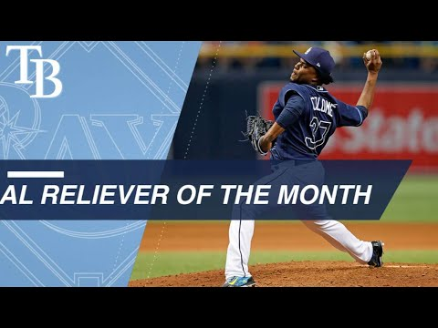 August AL Reliever of the Month: Alex Colome