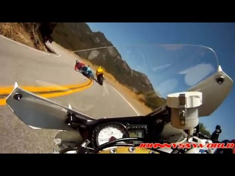 Real Serious Motorcycle Crashes!