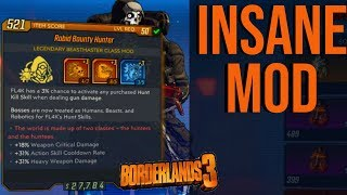 Borderlands 3 Fl4k's Best Class Mod: Insane Buffs Fl4k Guide