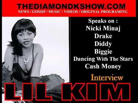 Lil Kim Interview Speaks on Nicki Minaj Jacking Her Style pt 1