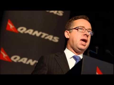 Qantas posts best half-year profit in four years
