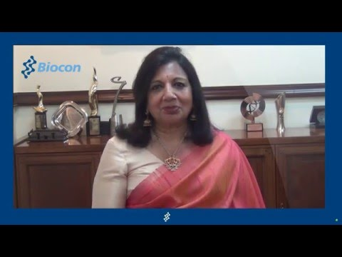 Kiran Mazumdar-Shaw on Receiving Regulatory Approval for Insulin Glargine in Japan.