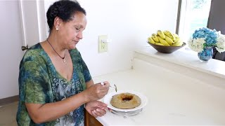 "Ethiopian Cooking ""How to make Genfo""  የገንፎ አሰራር"