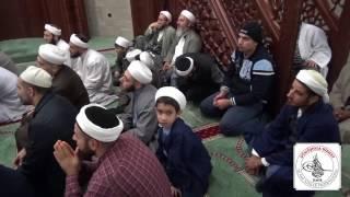 Aylık Sohbet 3 Kasım 2016, Ahmed Emin Hoca Efendi, Mahmud Efendi Külliyesi