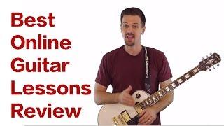 Best Online Guitar Lessons Review - Guitar Tricks / Jamplay
