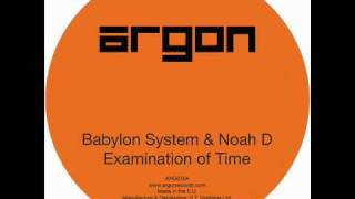 (DUBSTEP) Babylon System & Noah D - Examination Of Time