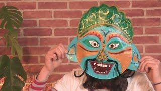 How To Make Chinese Masks