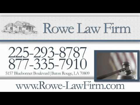 Baton Rouge Mediation Settlement Attorney Louisiana Lawyer