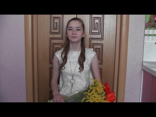 Изображение предпросмотра прочтения – КаринаВаренникова читает авторское произведение «Лучшая из женщин»