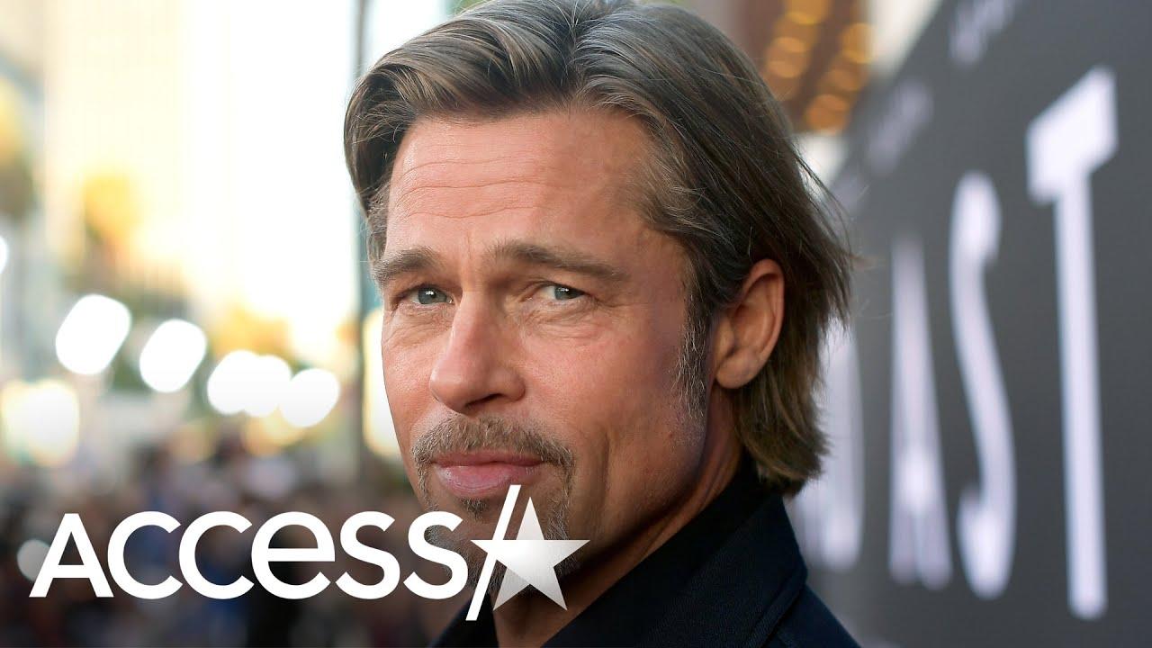Brad Pitt Calls Face Masks 'Considerate' In Resurfaced Interview Pre-Coronavirus