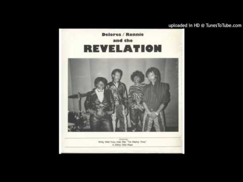 Delores / Ronnie and the Revelation - Baby Give Me One More Chance